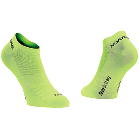 Northwave Ghost 2 Chaussettes Homme, lime fluo